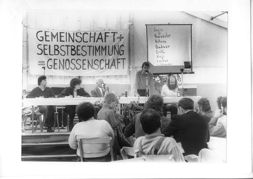 grnderversammlung 26.05.1984